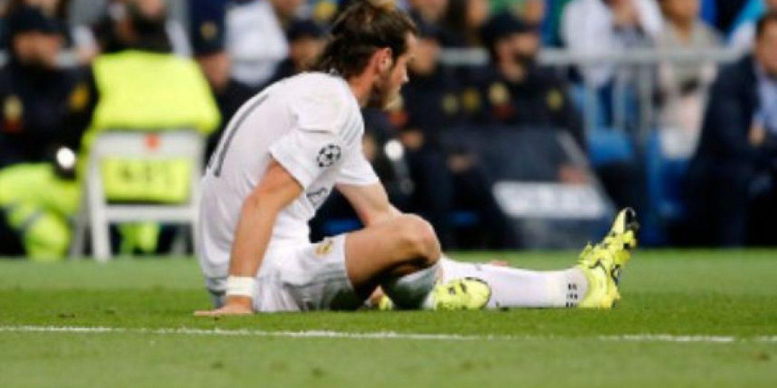 Una lesión muscular en el sóleo izquierdo lo dejará fuera de las canchas por lo menos dos semanas Foto:Getty Images