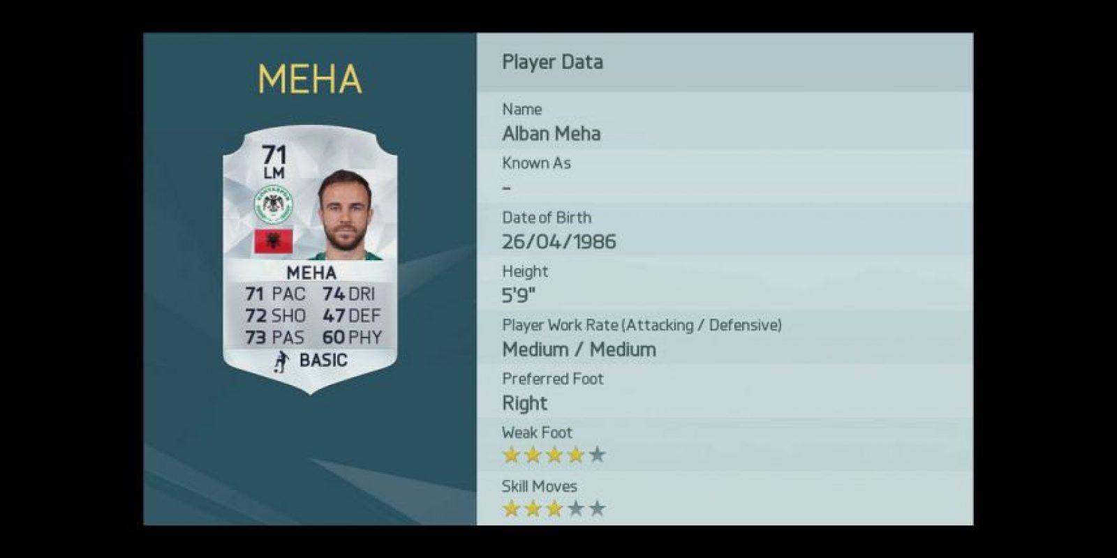 Alban Meha Foto:EA Sport