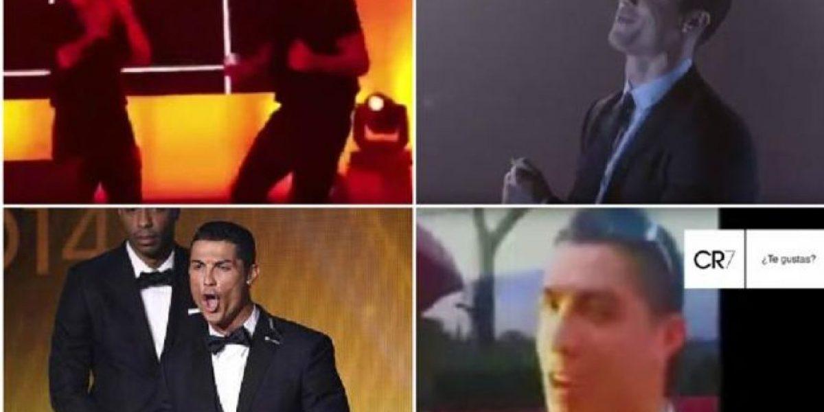 VIDEO. Usuario se burla de Cristiano Ronaldo y lo hace protagonista de una parodia