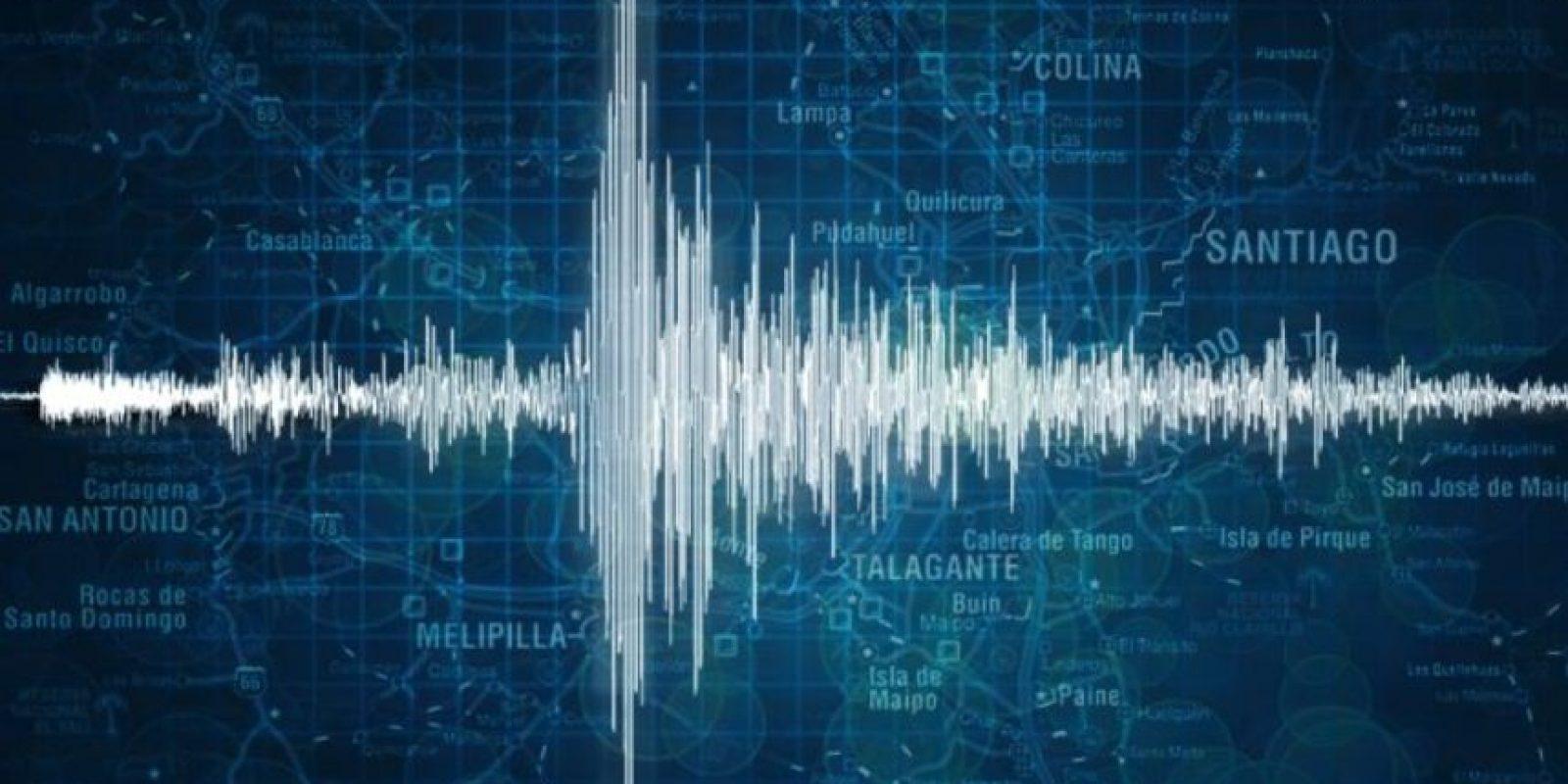 Ante esto se activó la alerta de tsunami en toda la zona costera del país sudamericano. Foto:vía Publimetro Chile