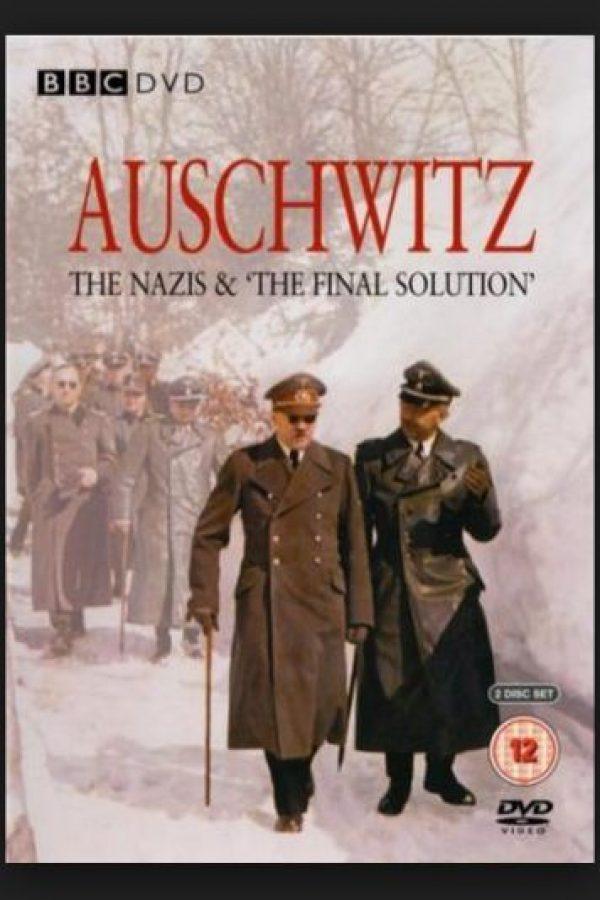 Esta serie documental de seis episodios, producida por la BBC, se centra en el campo de concentración de Auschwitz para reconstruir la época del genocidio durante la Segunda Guerra Mundial Foto:BBC
