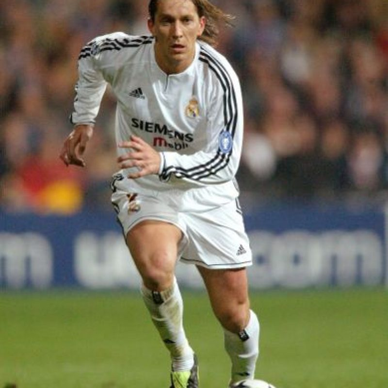 DEFENSAS / Michel Salgado Foto: Getty Images