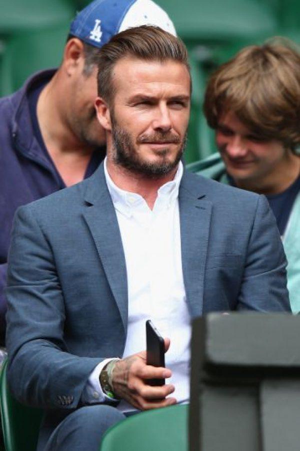 Dejó al Real Madrid en 2007 para fichar por Los Ángeles Galaxy de la MLS, pero regresó a Europa para jugar en el AC Milán y el PSG, equipo en el que se retiró en 2013. Actualmente, Beckham es el líder de un grupo de inversores que tendrán un equipo profesional en Miami a partir de 2017. Foto:Getty Images