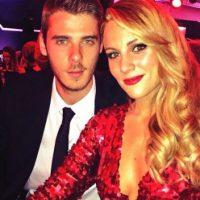 Desde 2010 es novia de David de Gea, portero del Manchester United. Foto:Vía instagram.com/d_degeaofficial