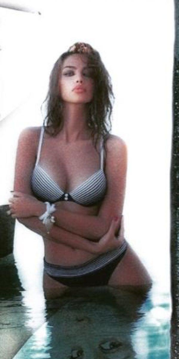 Se trata de Madalina Ghenea Foto:Vía instagram.com/officialmadalinaghenea