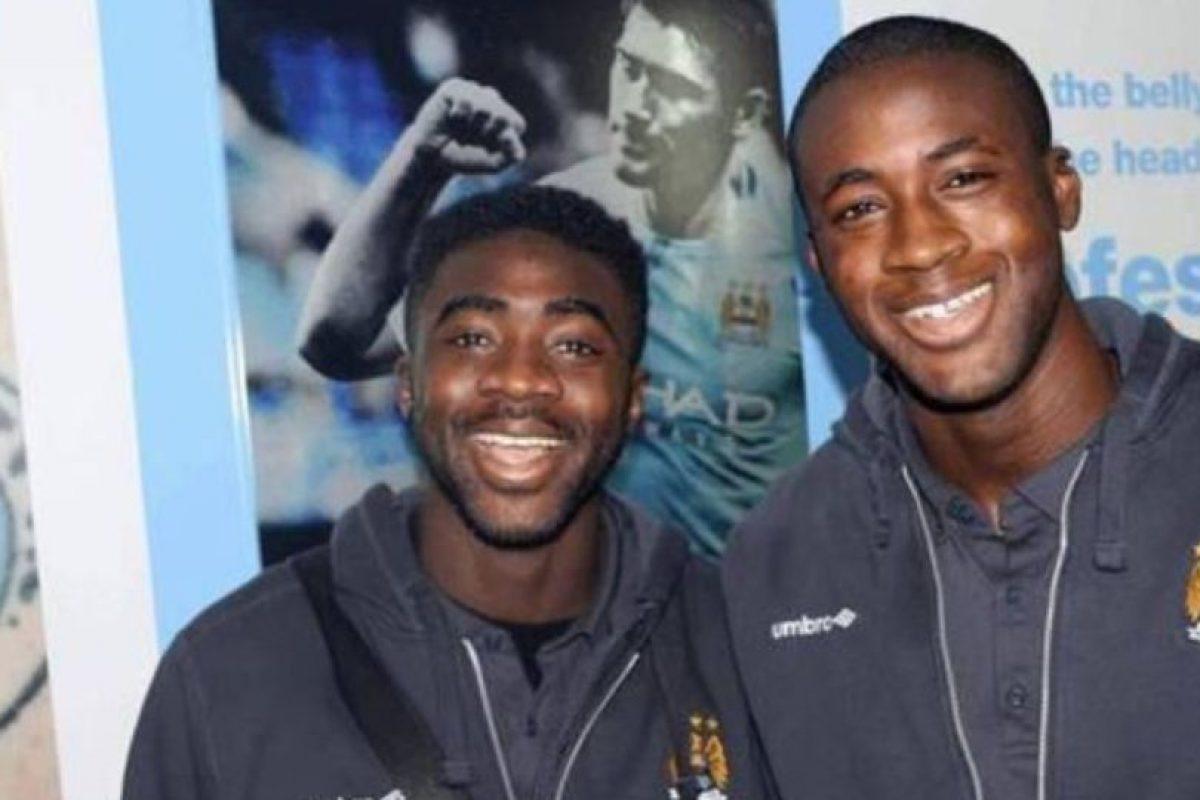 Es hermano de Kolo Touré Foto:Getty Images