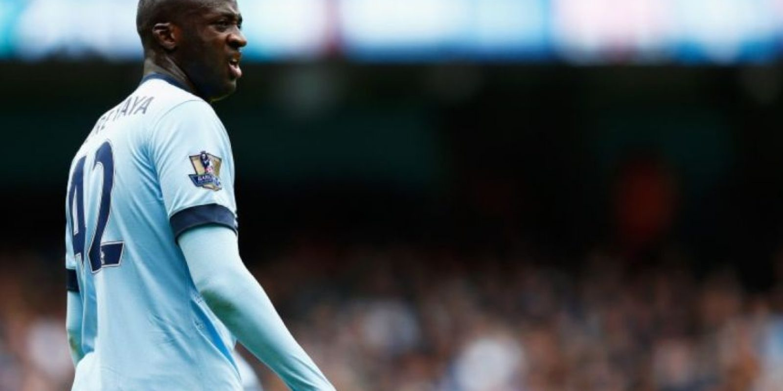 Se trata de Yaya Touré Foto: Getty Images