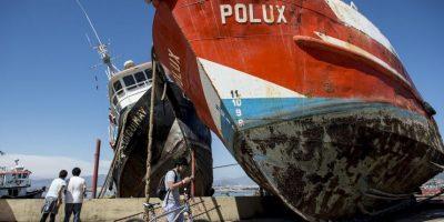 Hoy a las 19 horas (tiempo local), se entregará un nuevo balance de los daños y fallecidos. Foto:AFP