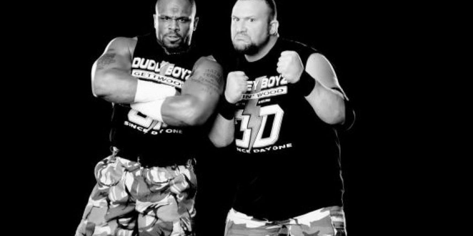 The Dudley Boyz. Foto:WWE