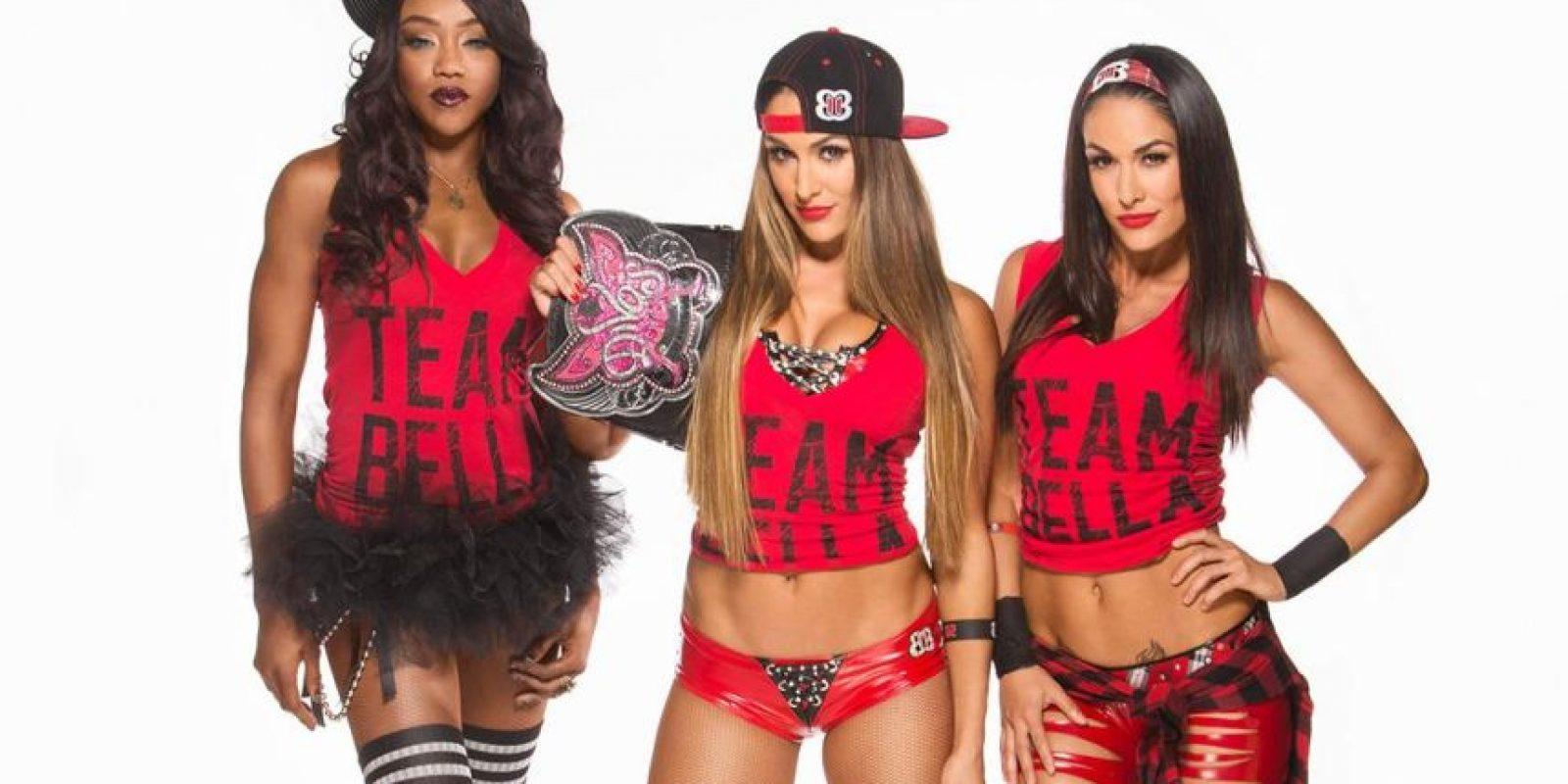 The Bella Team Foto:WWE