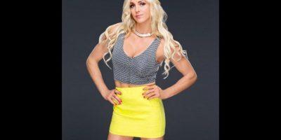 Charlotte es una luchadora profesional estadounidense que trabaja para la WWE. Foto:WWE