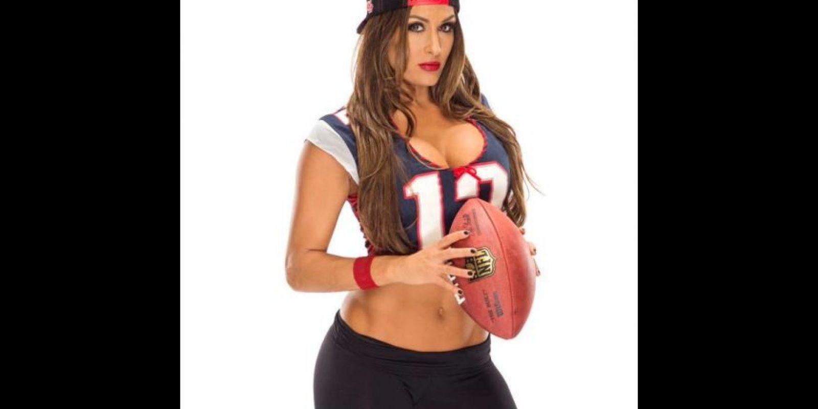 Nikki estuvo casada a los 20 años, pero se divorció a los 23. Foto:WWE