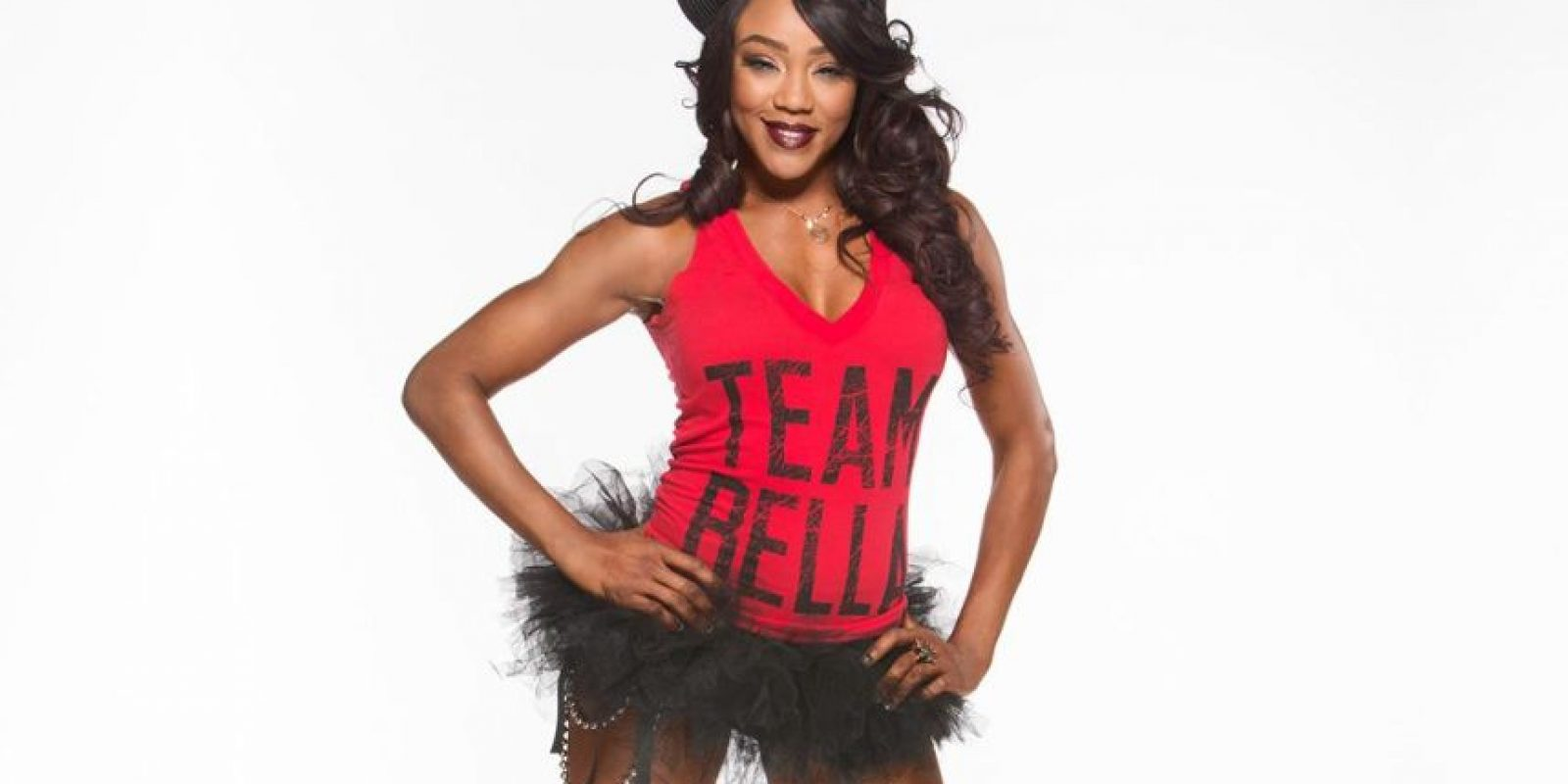 Alicia Fox. Foto: WWE