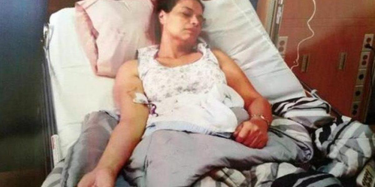 Baldetti debe seguir hospitalizada una semana más, según Inacif