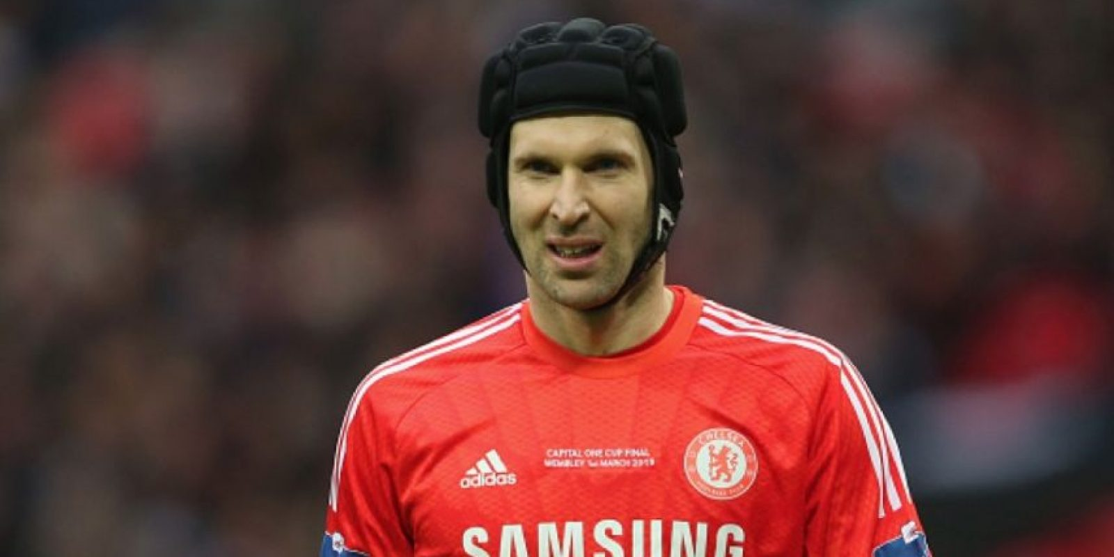 Petr Čech (República Checa) en la vida real. Foto: Getty Images