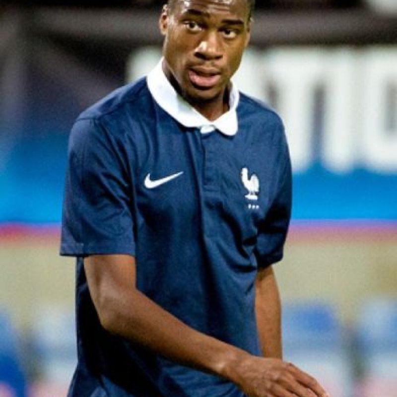 Geoffrey Kondogbia (Francia) en la vida real. Foto:Getty Images