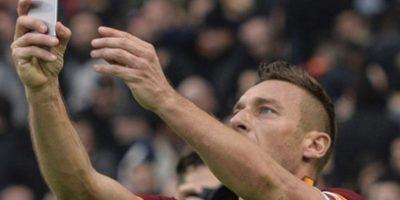 Francesco Totti en la vida real. Foto:Twitter