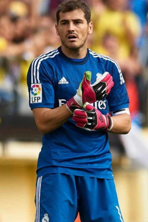 Iker Casillas (España) en la vida real. Foto: Getty Images