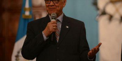 Presidente Alejandro Maldonado fue intervenido este jueves