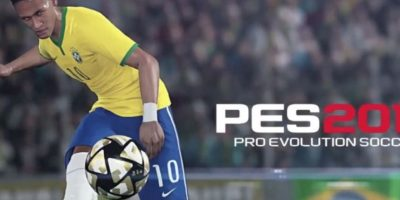 "Neymar, la estrella del ""PES 2016"". Foto:Konami"
