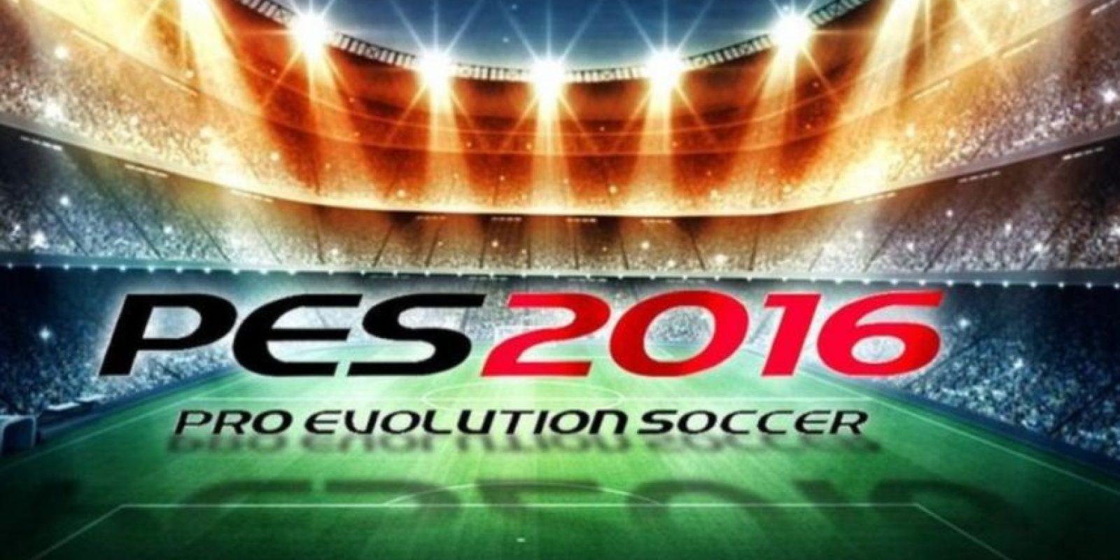 """""""PES 2016"""" ya está a la venta. Foto:Konami"""