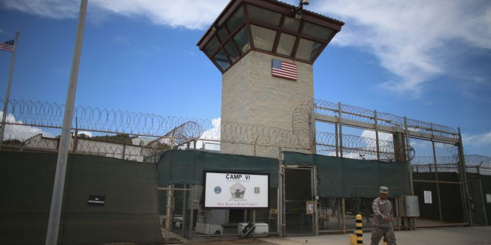Quedan 115 prisioneros Foto:Getty Images
