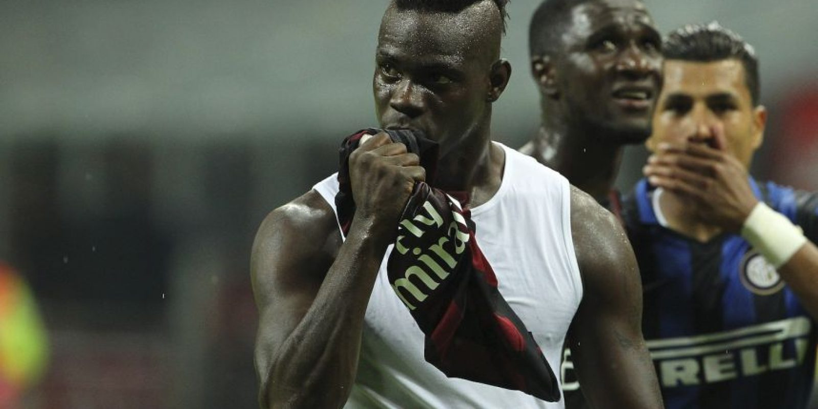 Mario Balotelli Foto: Getty Images