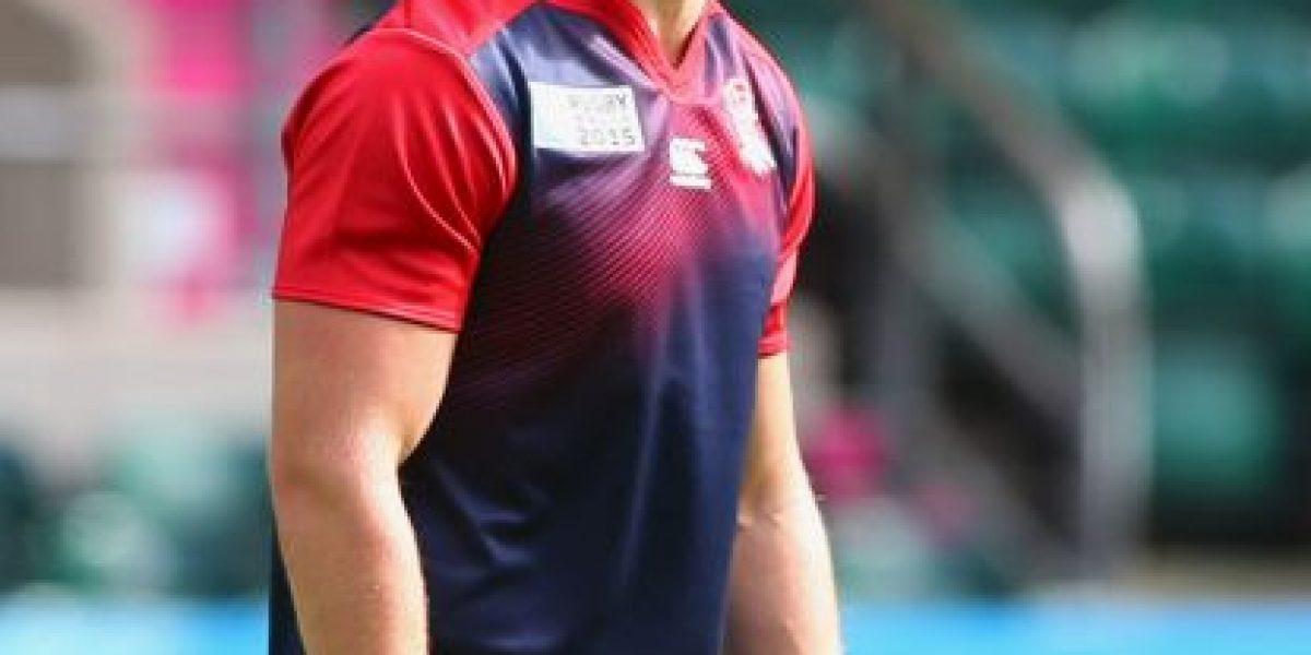 Fotos: Los 6 jugadores más guapos del Mundial de Rugby