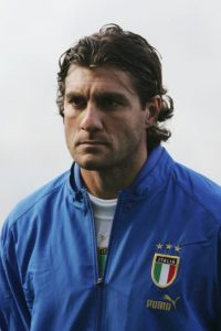 Christian Vieri Foto: Getty Images
