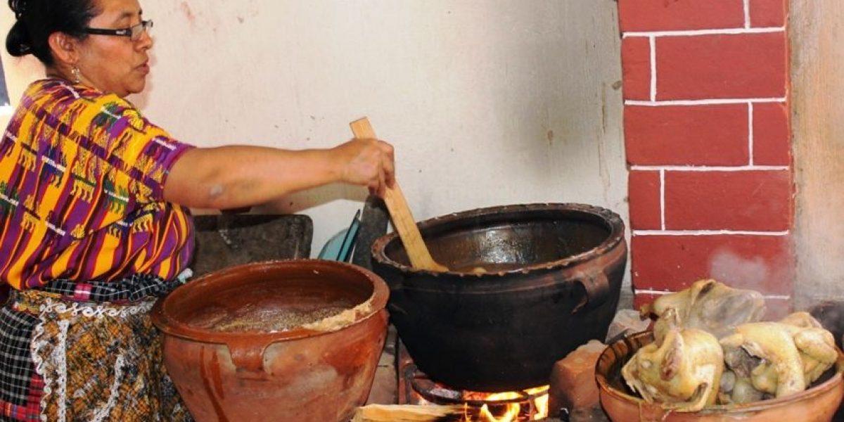 Preparación de esta comida guatemalteca es considerada Patrimonio Cultural