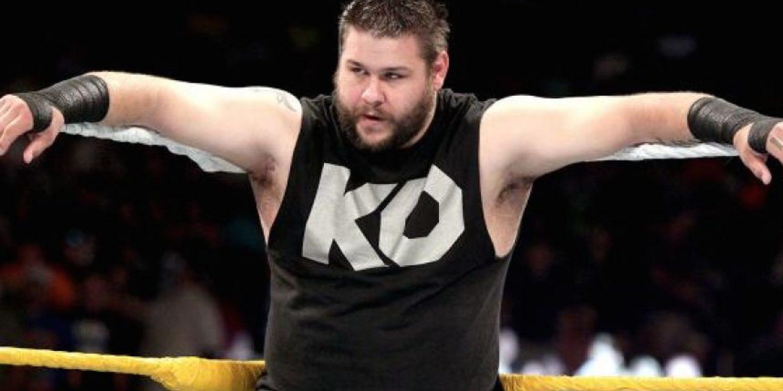 Kevin Owens. Foto:WWE
