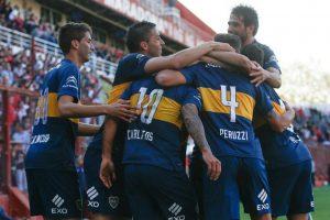 """Tras ganar la Serie A, la Copa de Italia y ser finalista de la Champions League con la """"Juve"""", Tévez volvió a Boca Juniors. Foto:Getty Images"""