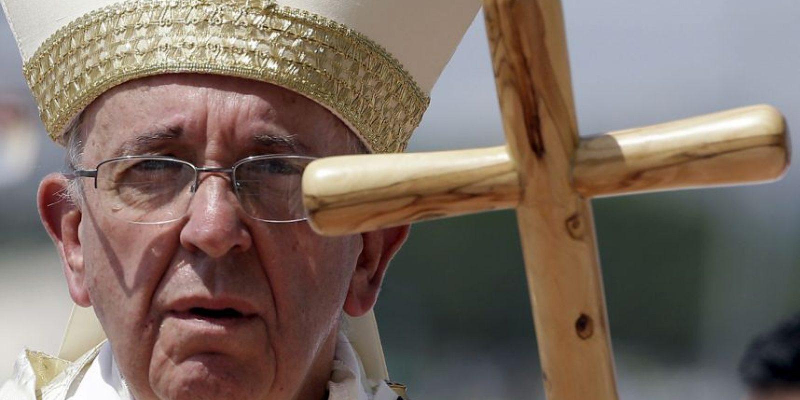 El papa tuvo un rol importante en el deshielo de las relaciones diplomáticas entre Cuba y Estados Unidos. Foto:AP