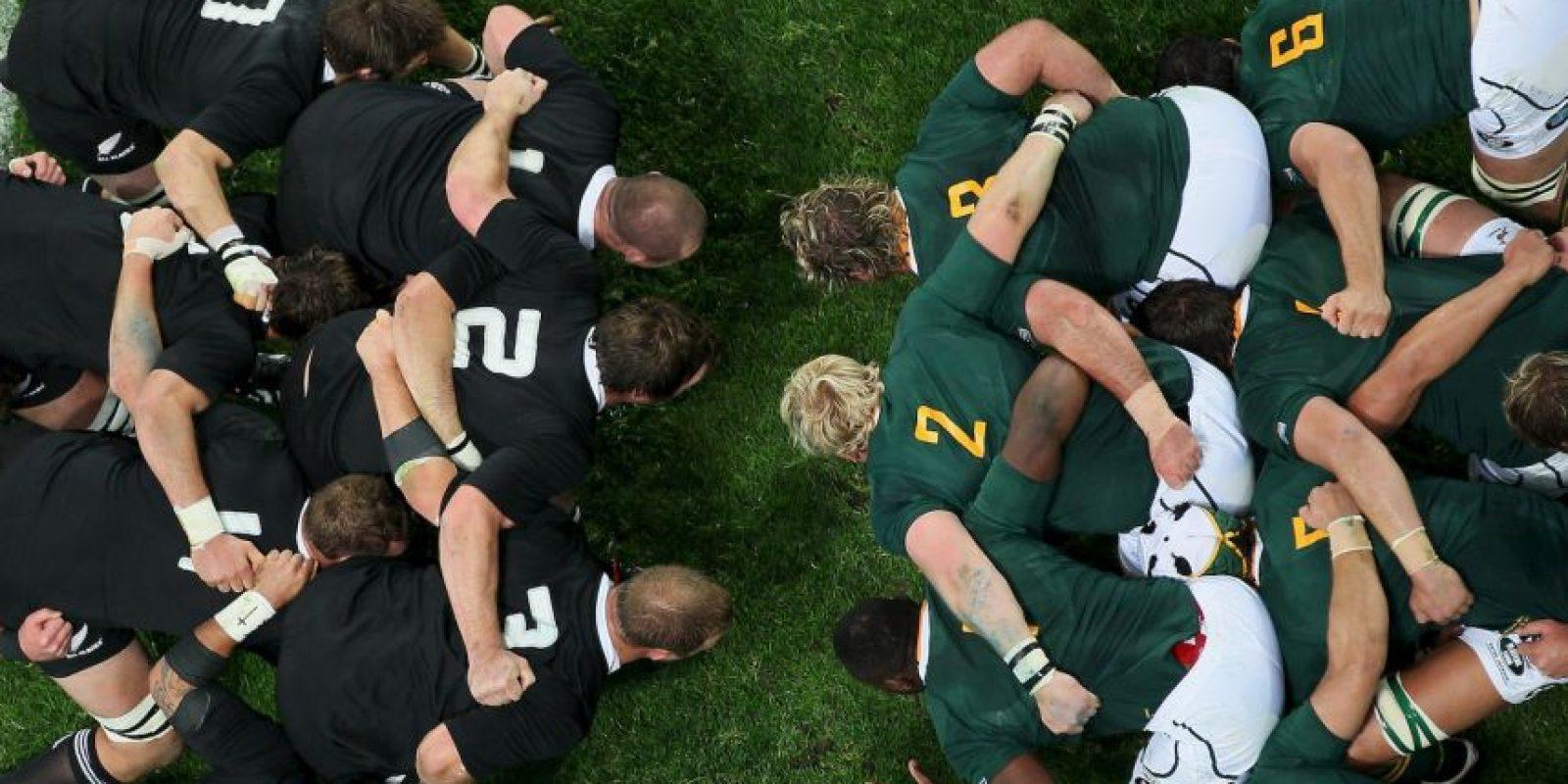 10. Tener un encuentro con un nuevo deporte Foto:Getty Images