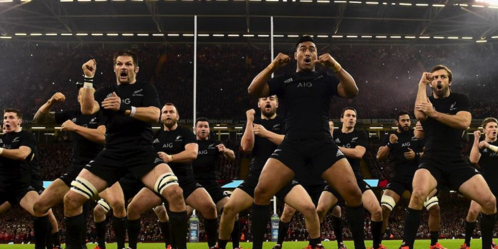 "5. El ""Haka"" Foto: Getty Images"