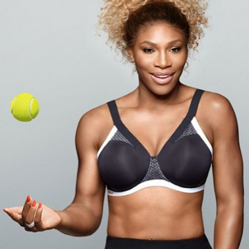 Foto: Vía instagram.com/serenawilliams