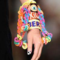 Y la marca de Los Ángeles, Libertine, sabe expresarla. Foto:vía Getty Images