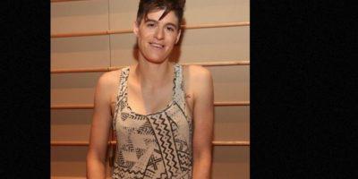 Muchas veces se habla de modelos masculinos andróginos, pero pocas veces se hace lo mismo con las mujeres. Foto:vía Getty Images