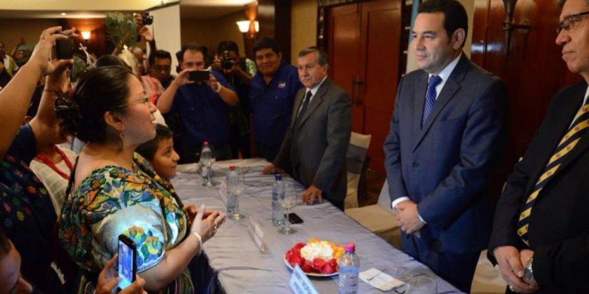 Grupos étnicos crearon #LaCoperacha para apoyar la campaña de J. Morales