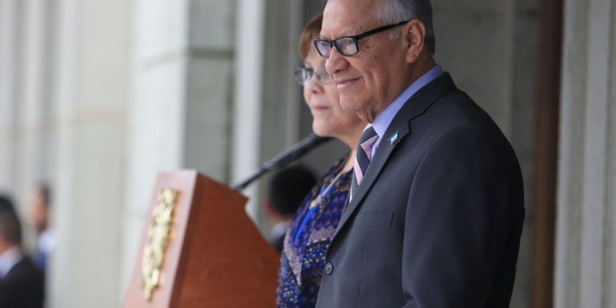 Presidente Alejandro Maldonado puede ser dado de alta este lunes