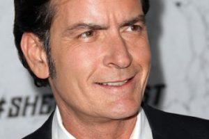 """3.- Después de aparecer en los Emmys de 2011, Charlie Sheen fue despedido de la serie """"Two and a half men"""" Foto:Getty Images"""