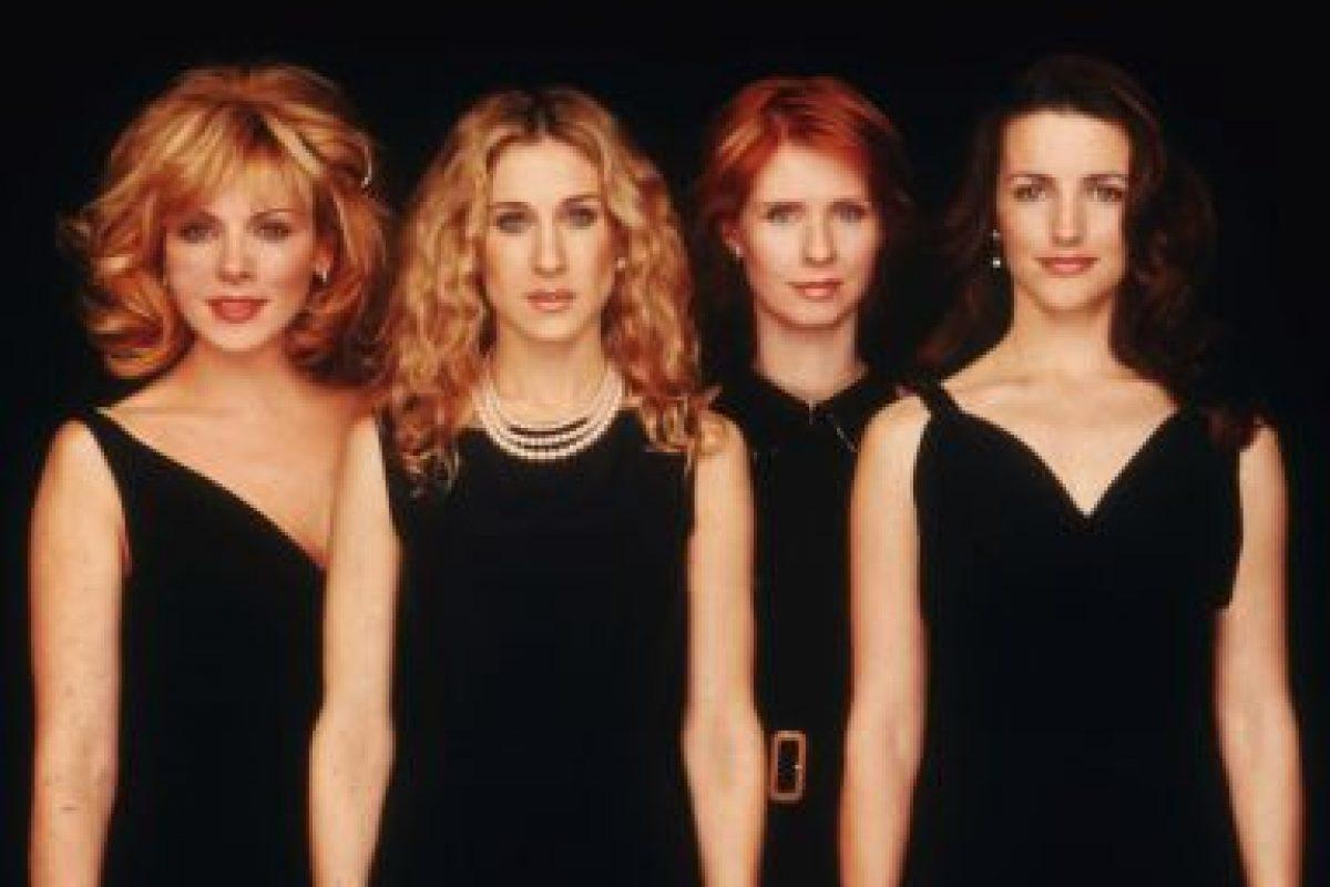"""5.- """"Sex and the city"""" recibió 56 nominaciones durante seis temporadas del programa, por desgracia solo ganó siete premios. Foto:Getty Images"""