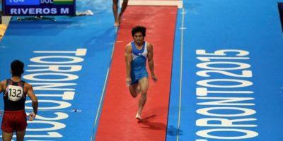 Jorge Vega, el tercer mejor latinoamericano en Mundial de Gimnasia