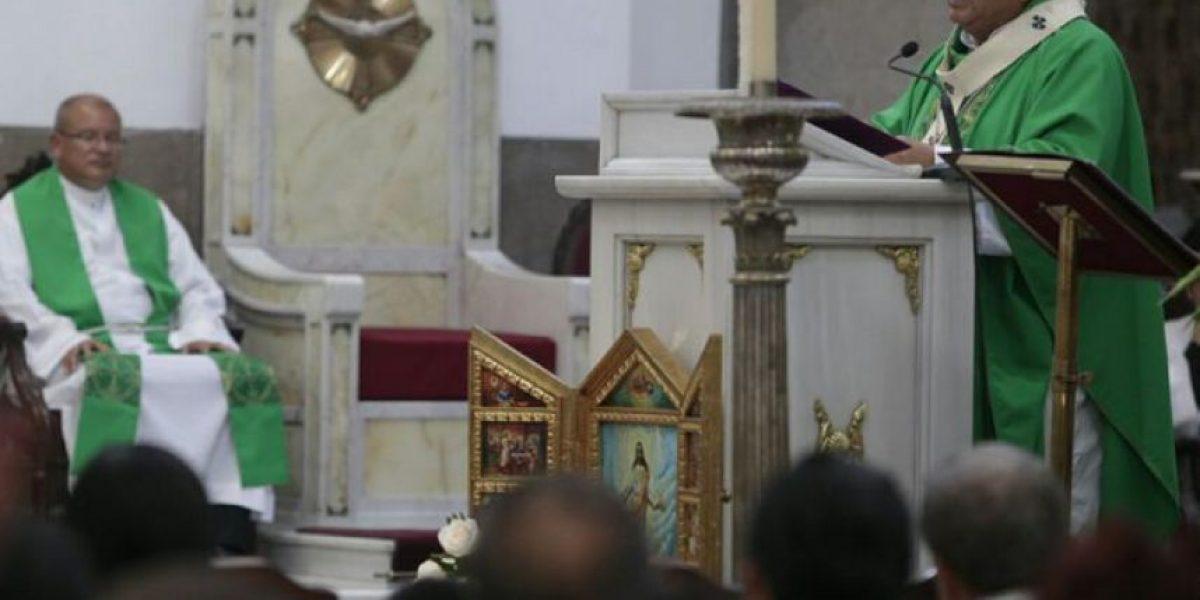 Monseñor pide a los diputados trabajar de manera transparente