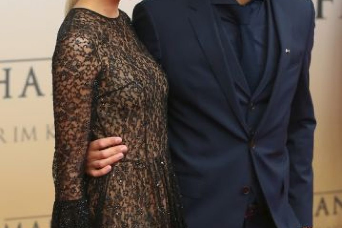 Khedira y Gercke eran pareja desde 2011 y aunque siempre hablaron de boda, nunca se concretó por el trabajo de ambos. Foto:Getty Images