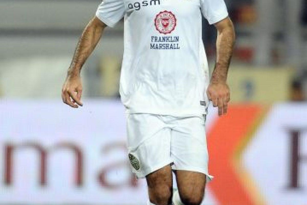 1. Rafa Márquez (fútbol) Foto:Getty Images