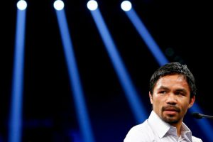 2. Manny Pacquiao (box) Foto: Getty Images