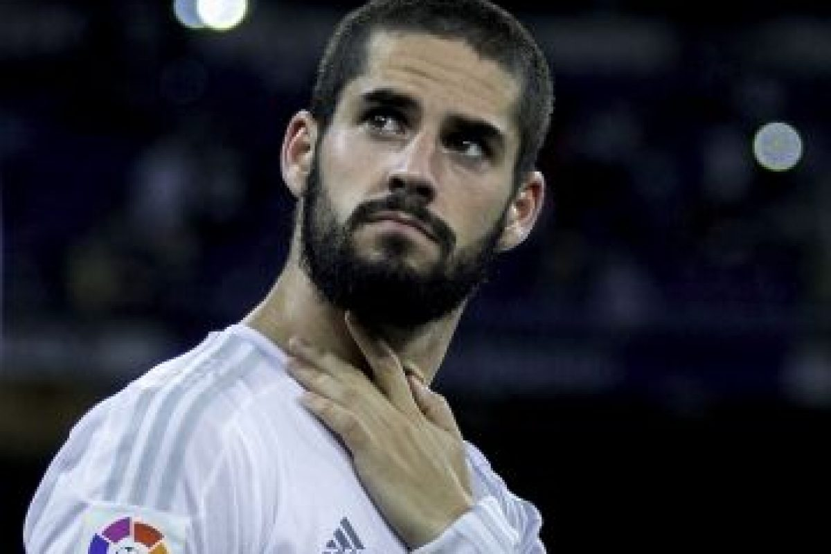 3. Isco (Fútbol) Foto:Getty Images