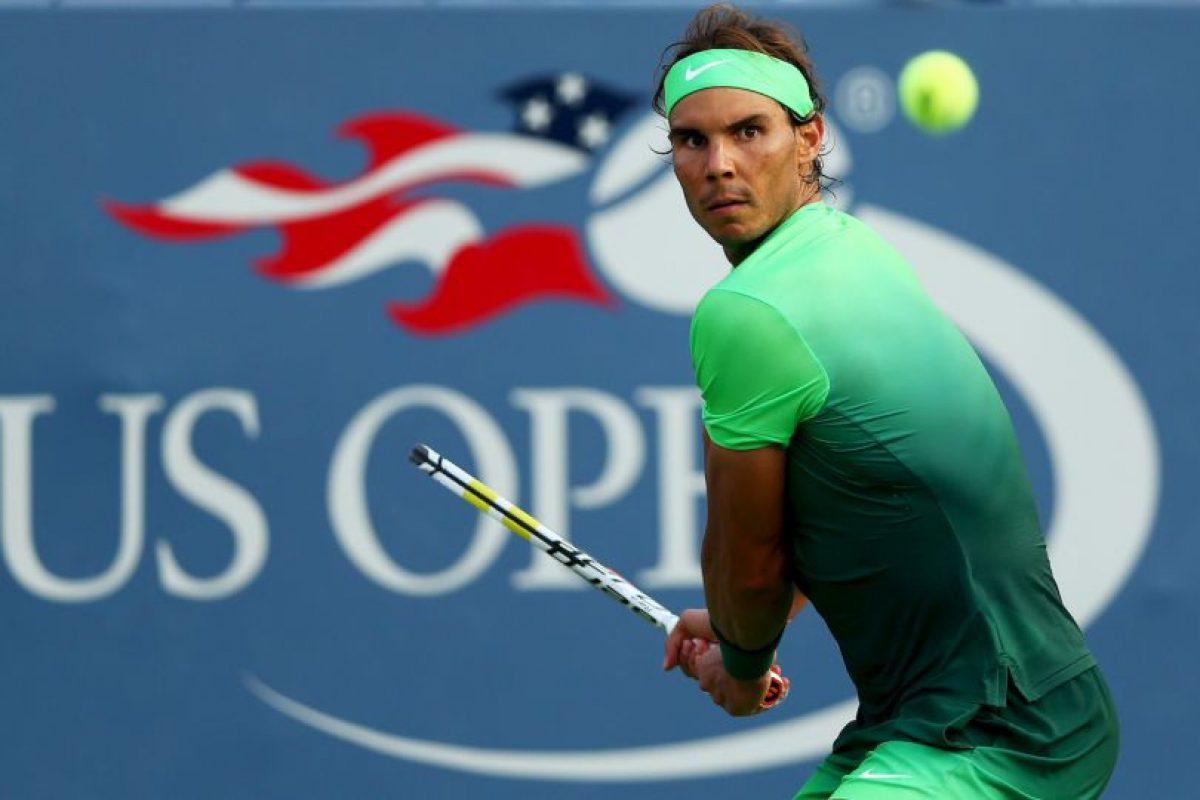 10. Rafael Nadal (Tenis) Foto:Getty Images