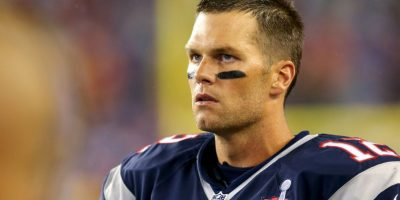 9. Tom Brady (fútbol americano) Foto: Getty Images
